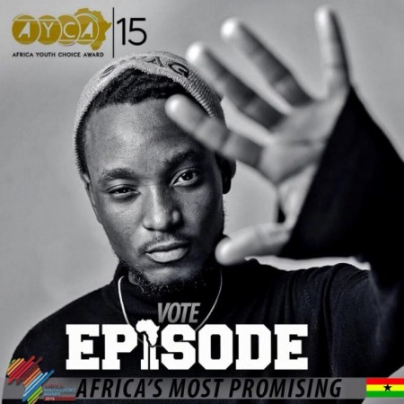 "Episode Nominated For ""Africa's Most Promising Act"""