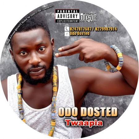 Odo Dosted – Twaapia (Prod By Laxio)