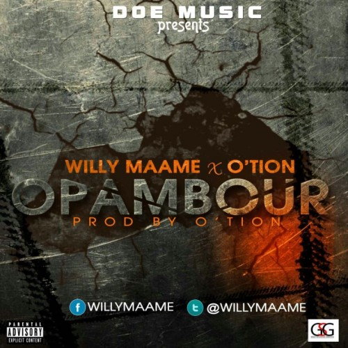 Willy Maame - Opambour