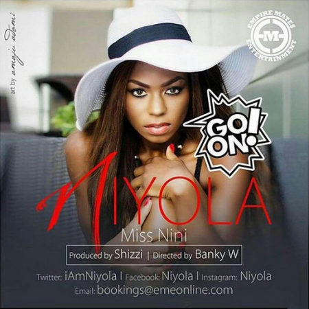 Niyola – Go On (Prod By Shizzi)