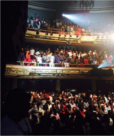PHOTOS: Sarkodie's History in the Making Concert was a SOLD OUT show