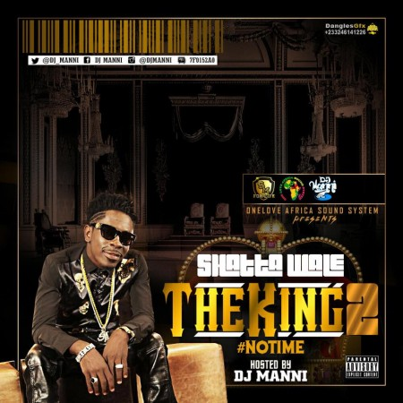 Shatta Wale – The King 2 (Hosted by DJ Manni)