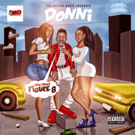Donni – Figure 8 (Prod. By Keylex)