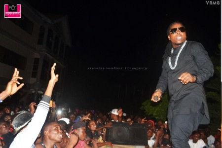 """Photos: Edem In Agbozume On """"Books & Rhymes"""" Album Tour"""