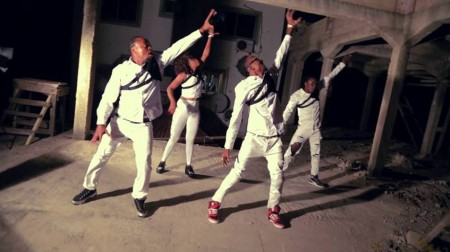 Watch: Stonebwoy – Go Higher (Official Dance Video By Level 5)