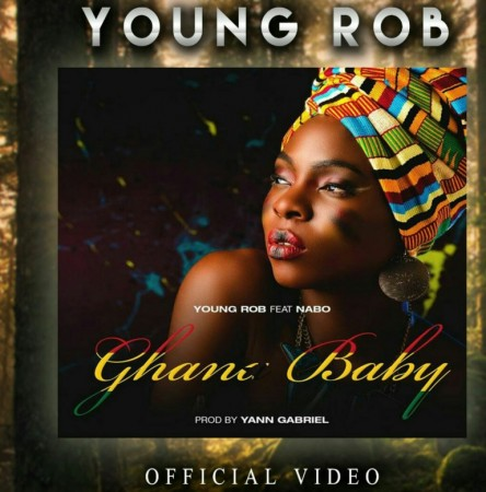 Young Rob – Ghana Baby (Feat. Nabo) (Official Video)