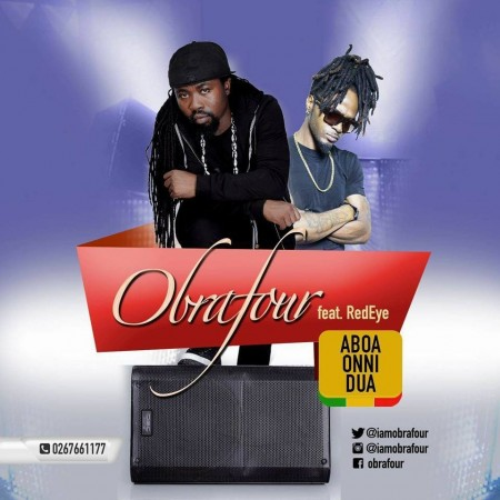 Obrafour – Aboa Onni Dua ft Red Eye (Prod by Nature)