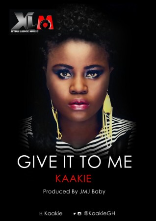 Kaakie – Give it to Me (Prod by JMJ)
