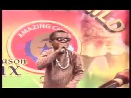 VIDEO: 12 Year Old Boy performs Sarkodie's Illuminati like a boss