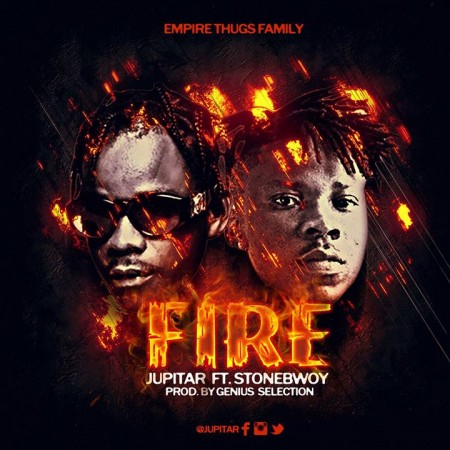 Jupitar – Fire ft StoneBwoy (Prod By Genius Selection)