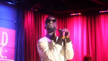 VIDEO: Sarkodie delivers his best freestyle yet at the Grammy Museum in LA