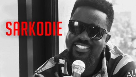 Video: Sarkodie Breaking Boarders on Hot 97 Radio in New York City