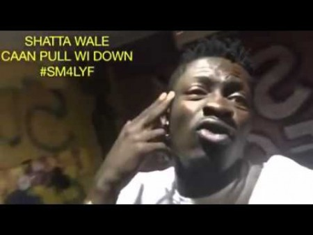 Shatta Wale – Caan Pull Wi Down (Freestyle Video)