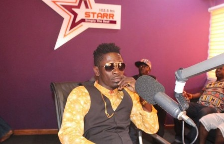 Audio: Shatta Wale on Starr Drive with Bola Ray and Anita Erskine
