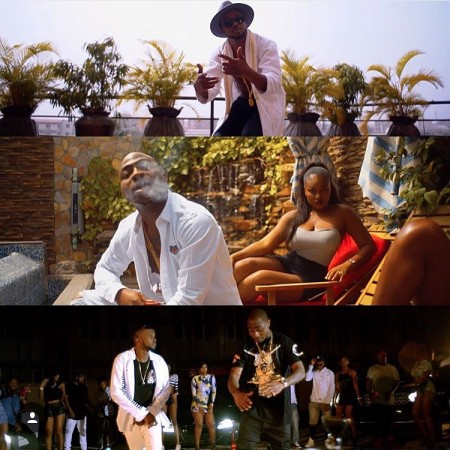 Danagog – Hookah ft. Davido (Official Video)