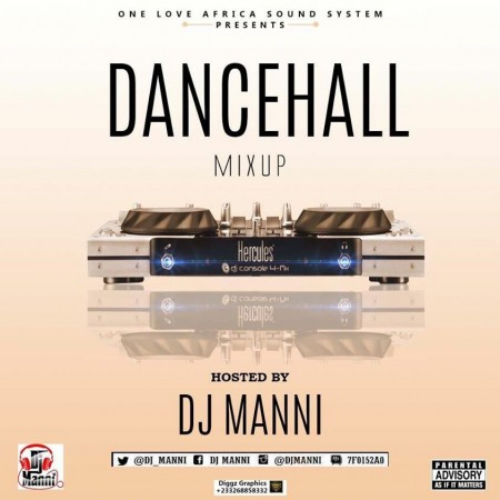 DJ Manni – Dancehall Mix Up