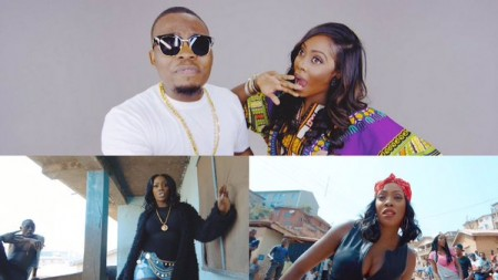 Tiwa Savage – Standing Ovation ft Olamide (Official Video)