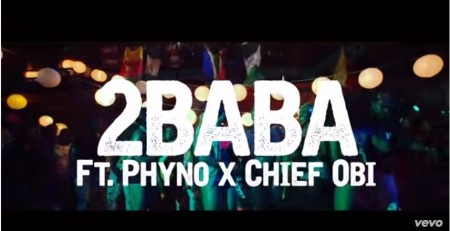 2Baba – Coded Tinz ft. Phyno & Chief Obi (Official Video)