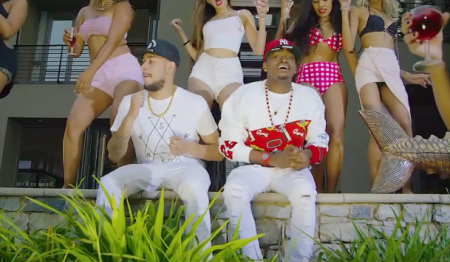AKA & Diamond Platnumz – Make Me Sing (Official Video)