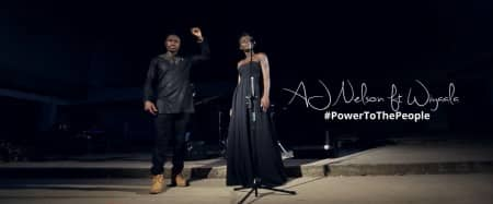 AJ Nelson – Power to the People ft Wiyaala (Official Video)