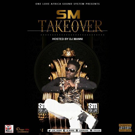Shatta Wale – SM Takeover (Hosted by DJ Manni)