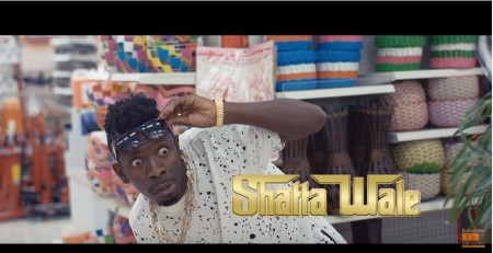 Shatta Wale – Baby (Chop Kiss) (Official Video)