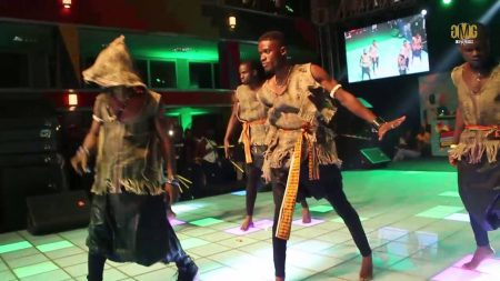 Episode performs live at the Guinness Africa Special Launch
