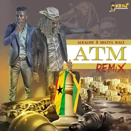 Shatta Wale x Alkaline – All ABout The Money (ATM) (Remix)