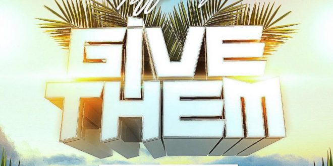Itz Tiffany - Give Them ft Dammy Krane (Prod by Masta Garzy)