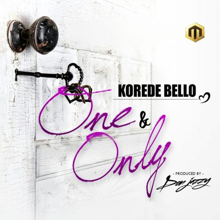 Korede Bello – One And Only (Prod By Don Jazzy)