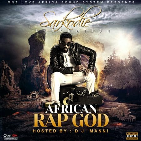 Sarkodie – African Rap God (Hosted by DJ Manni)