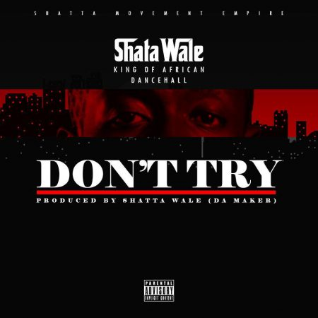 Shatta Wale – Don't Try (Criss Waddle Diss)