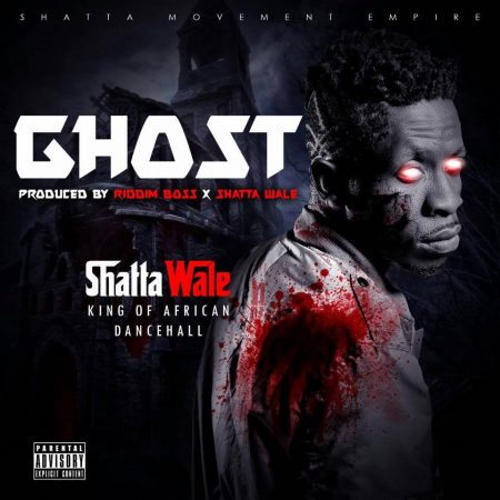 Shatta Wale – Ghost (Prod by Da Maker x Riddim Boss)