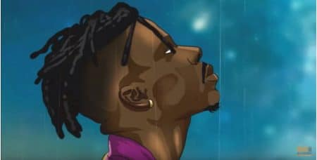 StoneBwoy – Anyday (Official Animation Video)