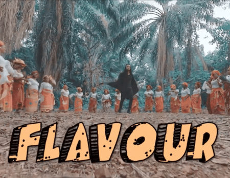 Flavour – Mmege Mmege ft. Selebobo (Official Video)