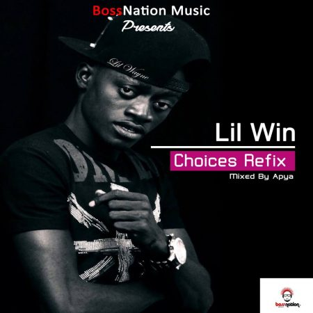 Lil Win – Choices Refix (E-40 Cover)