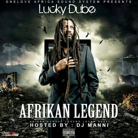 Lucky Dube – Afrikan Legend (Hosted by DJ Manni)