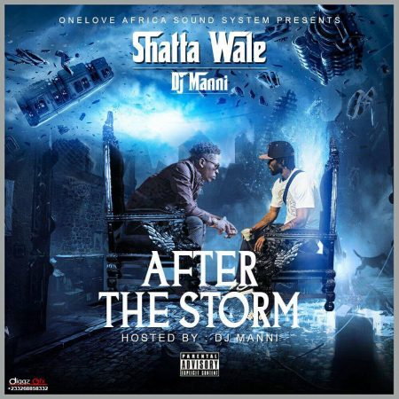 Shatta Wale – After the Storm Mixtape (Hosted by DJ Manni)