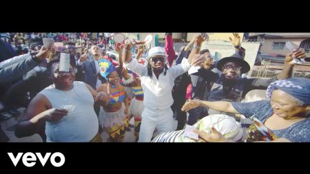 P-Square – Bank Alert (Official Video)