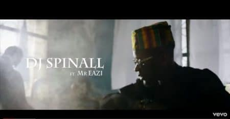 DJ Spinall – Ohema ft. Mr. Eazi (Official Video)