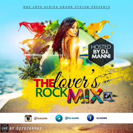 LEAK: DJ Manni – The Lovers Rock Mix