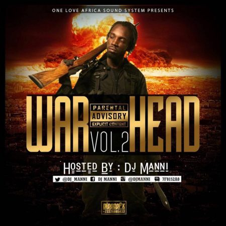 DJ Manni – War Head Mix (Vol. 2)