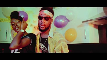 Juls – With You ft Maleek Berry x Stonebwoy x Eugy (Official Video)