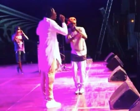 Luther x Stonebwoy – Blessing (Live Duet)