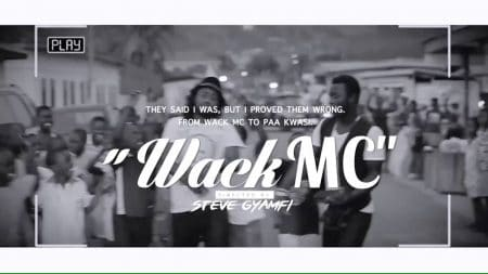 Paa Kwasi (Dobble) – Wack MC (Official Video)