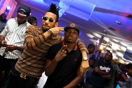Phyno & Olamide – Waa Here (God Be With Us) (Prod By Major Bangz)
