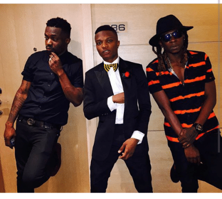 R2Bees x Wizkid – More (Prod. by Del B)