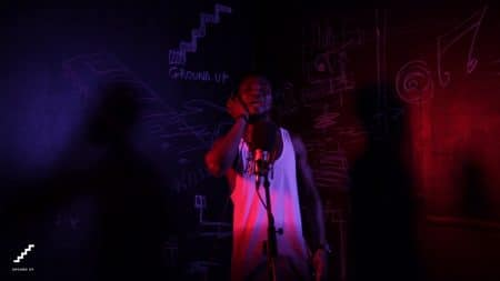Video: DXD performs Girl Child on Ground Up Live