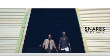 Tinny – Ame Fee Dede ft Samini (Official Video)