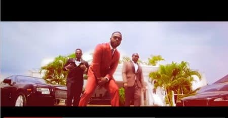 Iyanya – Up To Something ft. Don Jazzy & Dr Sid (Official Video)